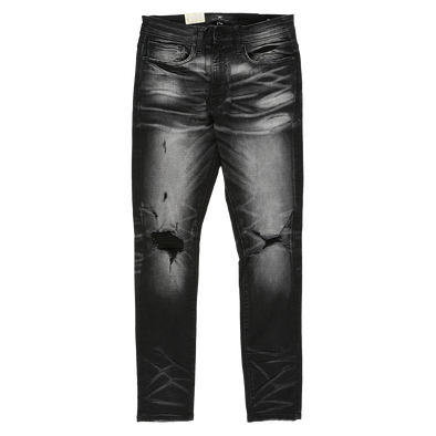 Jordan Craig Open Rip New Wash Jeans - Rule of Next Apparel