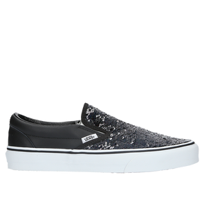 Vans Women's Flipping Sequins Classic Slip-On - Rule of Next Footwear