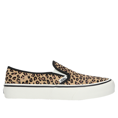 Vans Women's Mini Leopard Slip-On SF - Rule of Next Footwear
