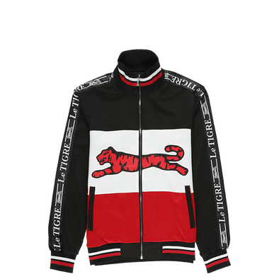 Le Tigre Tri Color Track Jacket - Rule of Next Apparel