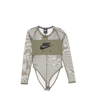 Nike Women's Long Sleeve Mesh Bodysuit - Rule of Next Apparel
