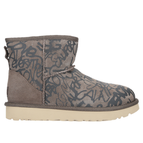 Uggs Women's Classic Street Graffiti Mini - Rule of Next Footwear