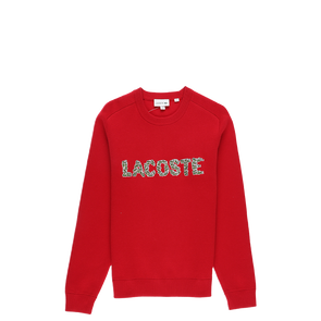 Lacoste Classic Christmas Wool Blend Sweater - Rule of Next Apparel
