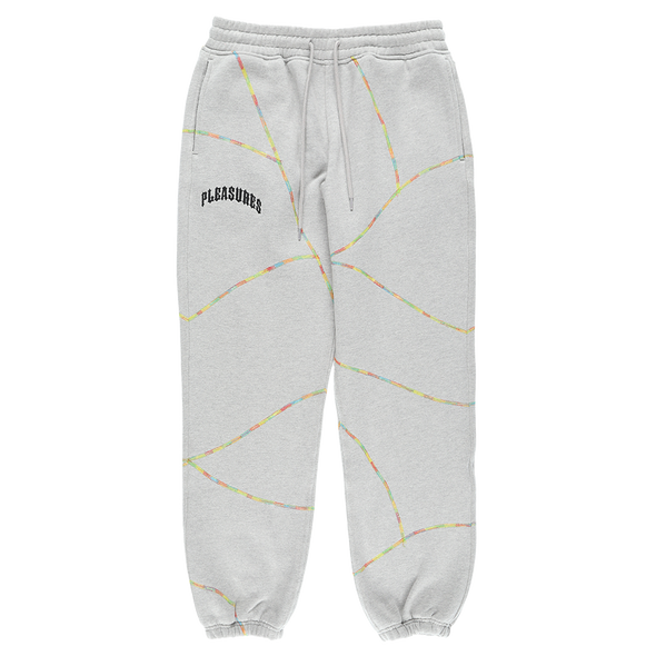 Pleasures Destroyer Contrast Stitch Sweatpants - Rule of Next Archive