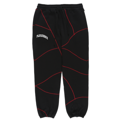 Pleasures Destroyer Contrast Stitch Sweatpants - Rule of Next Apparel