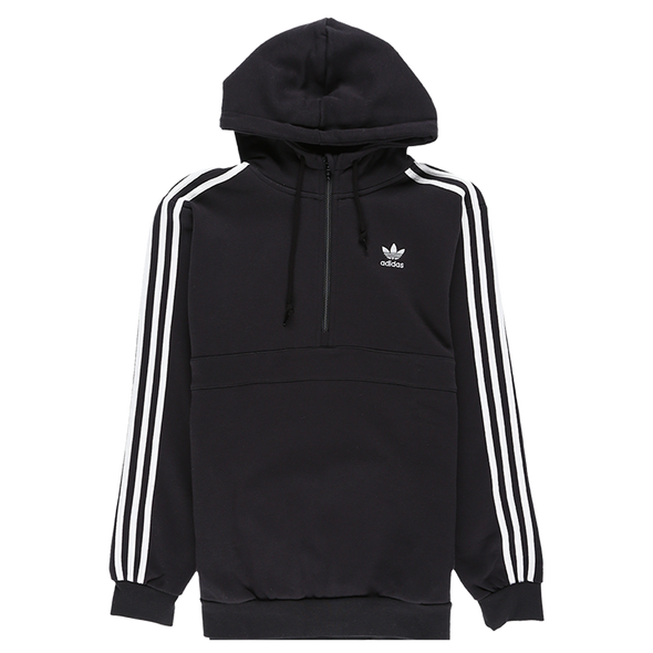 adidas 3-Stripes Zip Up Hoodie - Rule of Next Apparel