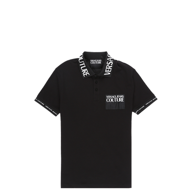 Versace Jeans Couture Logo Collar Polo - Rule of Next Apparel