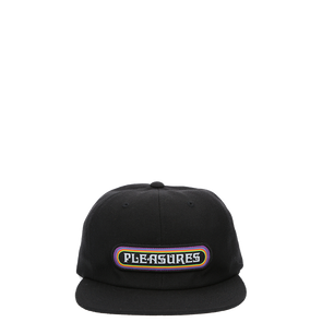 Pleasures Mania Logo Snapback Hat - Rule of Next Apparel