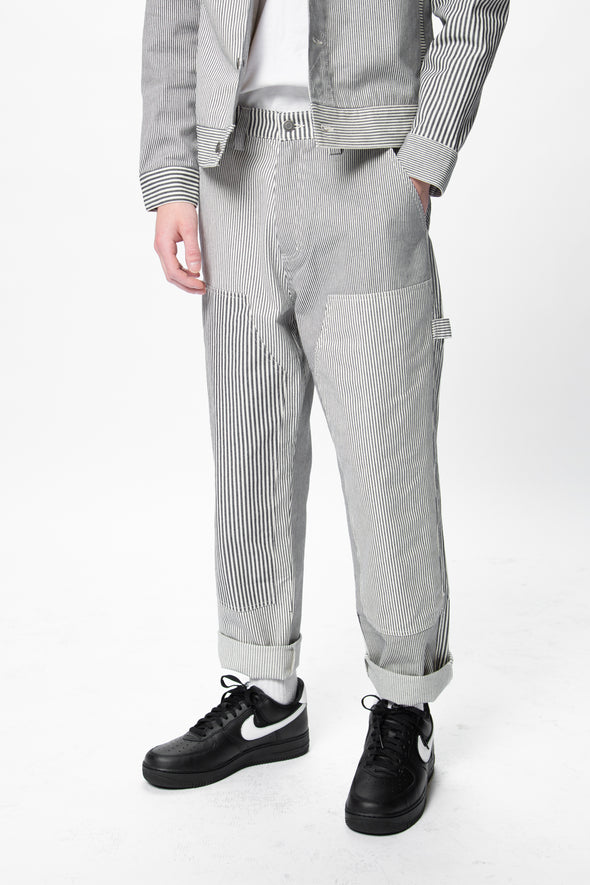 Stussy Mixed Stripe Work Pant - Rule of Next Archive