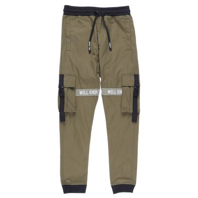 Well Known Lexington Trackpants - Rule of Next Apparel