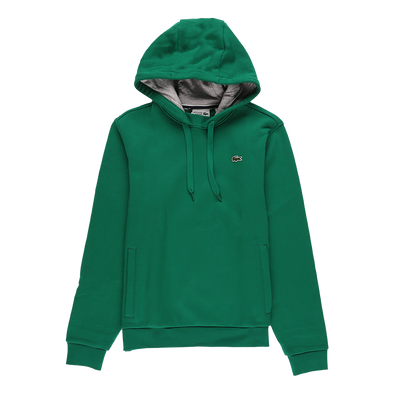 Lacoste Basic Fleece Hoodie - Rule of Next Apparel