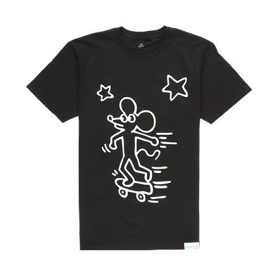 Diamond Supply Co. Keith Haring x Skating T-Shirt - Rule of Next Apparel