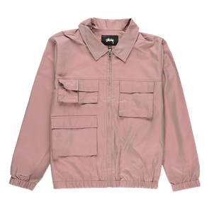 Stüssy Women's Iridescent Multi Pocket Jacket - Rule of Next Apparel