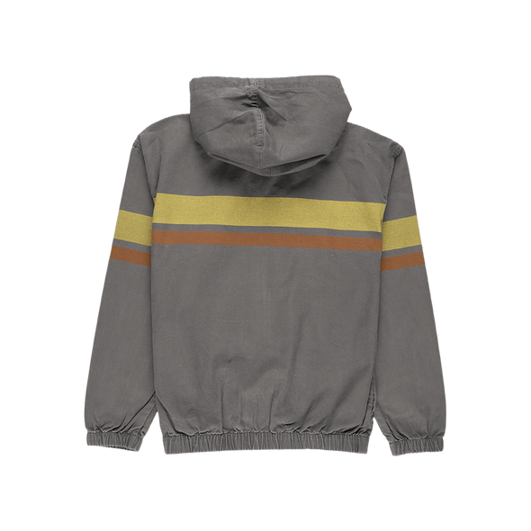 Stüssy Women's Printed Stripe Hooded Jacket - Rule of Next Apparel