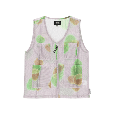 Stüssy Women's Mesh Layer Vest - Rule of Next Apparel