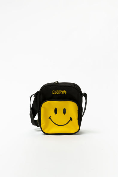 Chinatown Market Smiley Side Bag - Rule of Next Accessories
