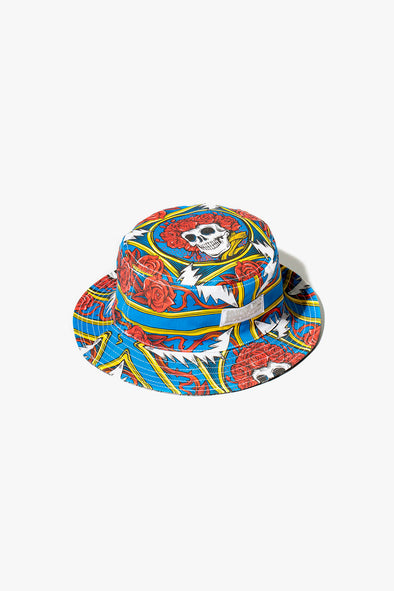 Chinatown Market Bandana Bucket Hat - Rule of Next Accessories
