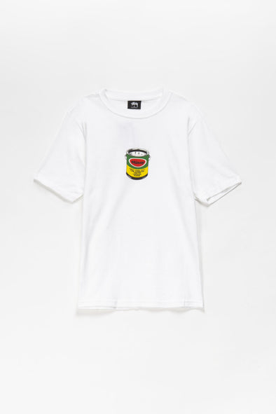 Stüssy Women's Paint Can T-Shirt - Rule of Next Apparel