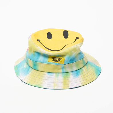 Chinatown Market Smiley Bucket Hat - Rule of Next Accessories