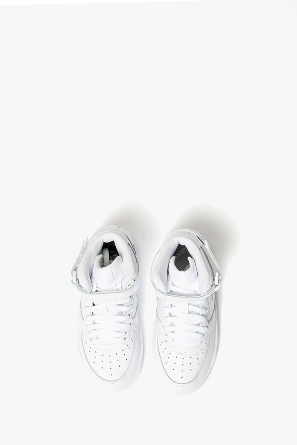 Nike Air Force 1 Mid 'White' (PS) - Rule of Next Footwear