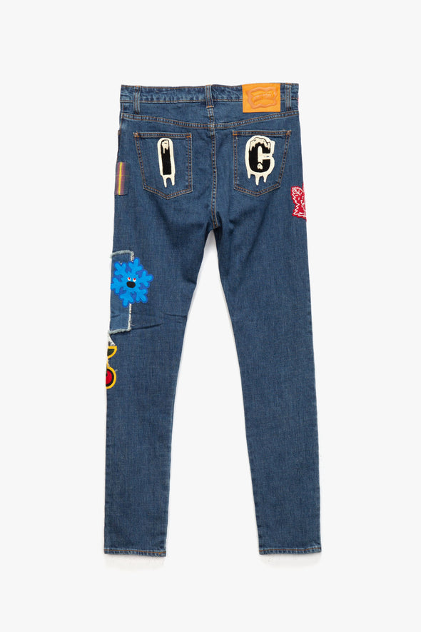 IceCream Ender Jeans - Rule of Next Apparel
