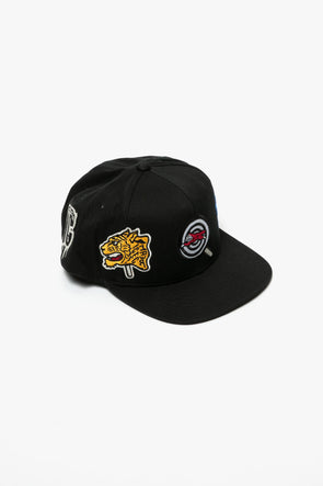 IceCream Patches Snapback Hat - Rule of Next Accessories
