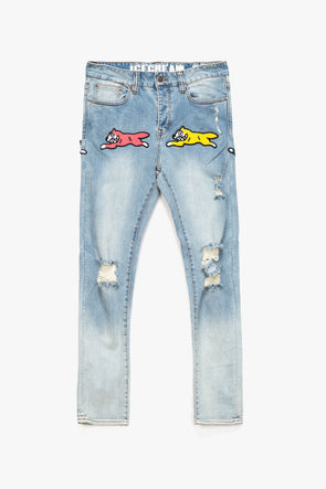 IceCream Follow The Leader Jeans - Rule of Next Apparel