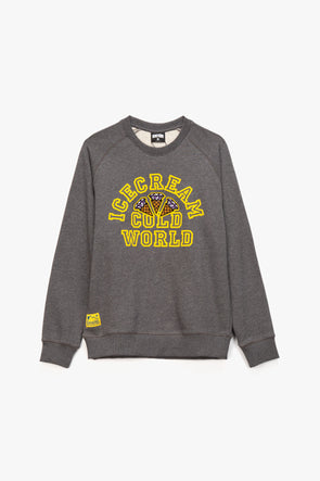 IceCream Cold World Crewneck - Rule of Next Apparel