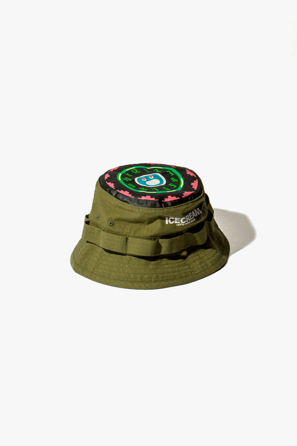 IceCream Army Bucket Cap - Rule of Next Accessories