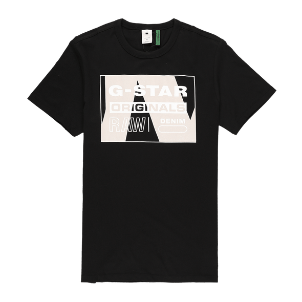 G-Star RAW Layer Originals Logo Graphic T-Shirt - Rule of Next Apparel