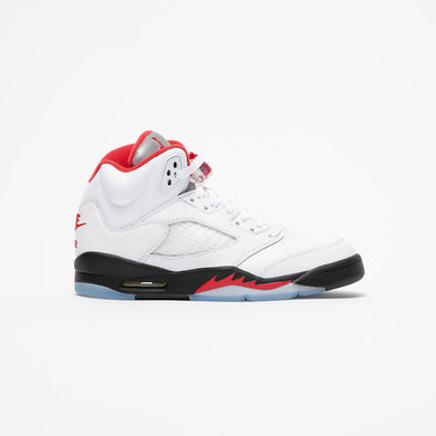 Air Jordan Air Jordan Retro 5 'Fire Red' (PS) - Rule of Next Footwear