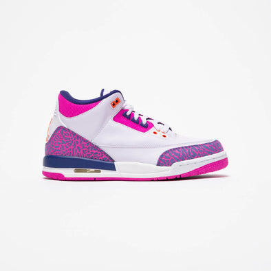 Air Jordan Air Jordan 3 'Barely Grape' (GS) - Rule of Next Footwear