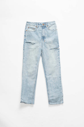 Ksubi Women's Chlo Wasted Slash Denim - Rule of Next Apparel
