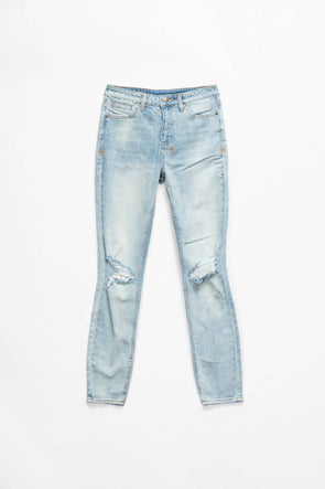 Ksubi Women's Spray On Vintage Nights Denim - Rule of Next Apparel