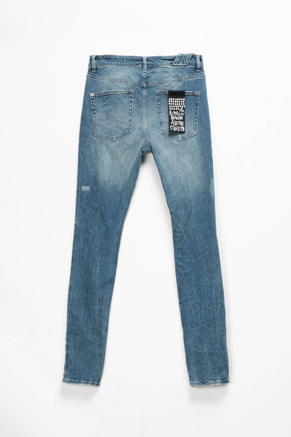 Ksubi Chitch Rage Ripped Jeans - Rule of Next Apparel