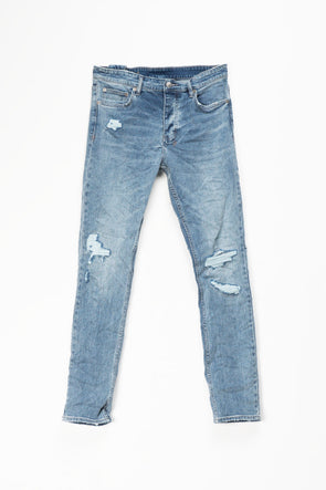 Ksubi Chitch Runaway Ripped Jeans - Rule of Next Apparel