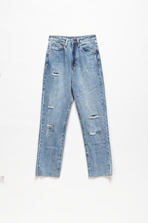 Ksubi Women's Chlo Wasted Vibez Trashed Jeans - Rule of Next Apparel
