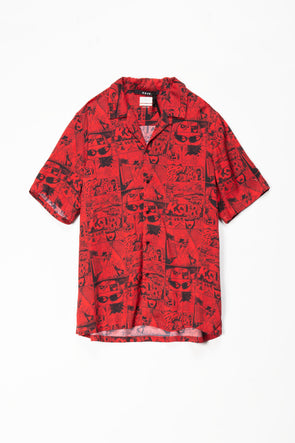 Ksubi Clash Shirt - Rule of Next Apparel