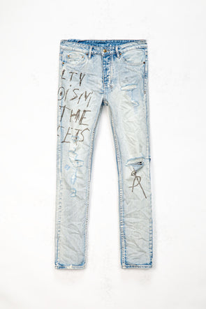 Ksubi Chitch Washed Out Royalty Jeans - Rule of Next Apparel