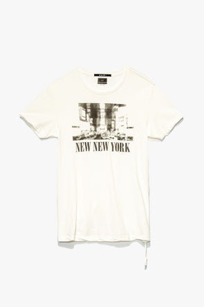 NYC Seeing Lines T-Shirt