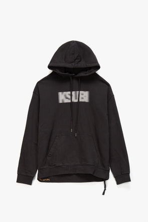 Ksubi Bitmap Biggie Hoodie - Rule of Next Apparel