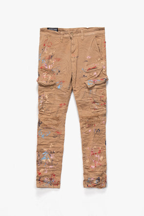 Jordan Craig Paint Splatter Pants - Rule of Next Apparel
