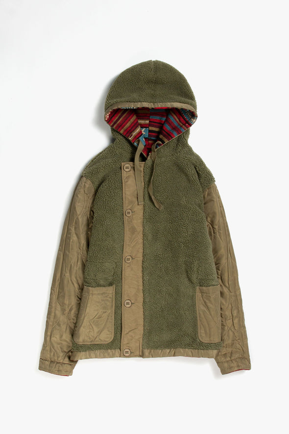 Maharishi Hill Tribe Reversible Parka - Rule of Next Apparel