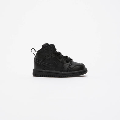 Air Jordan Air Jordan 1 Retro Mid 'Black' (TD) - Rule of Next Footwear
