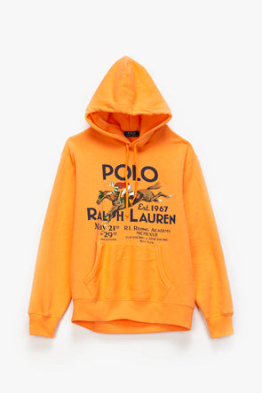 Polo Ralph Lauren Riding Academy Hoodie - Rule of Next Apparel