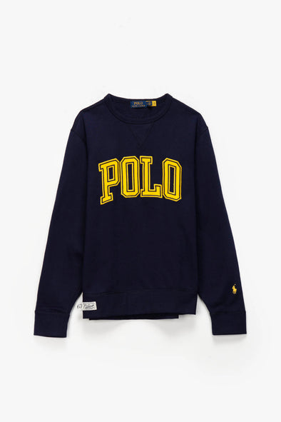 Polo Ralph Lauren Fleece Crewneck - Rule of Next Apparel