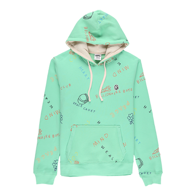 Billionaire Boys Club Scribble Hoodie - Rule of Next Apparel