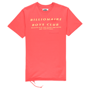 Billionaire Boys Club Heart Mind Pocket T-Shirt - Rule of Next Apparel