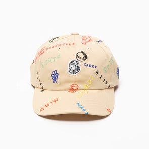 Billionaire Boys Club Chalkboard Dad Hat - Rule of Next Apparel