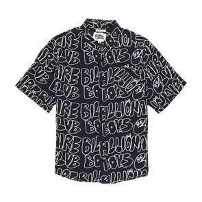 Billionaire Boys Club Ripples Woven Shirt - Rule of Next Apparel